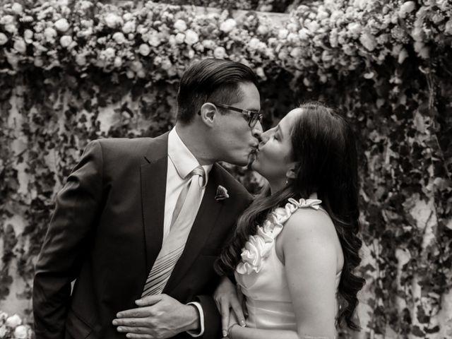 La boda de Mariana  y Alejandro