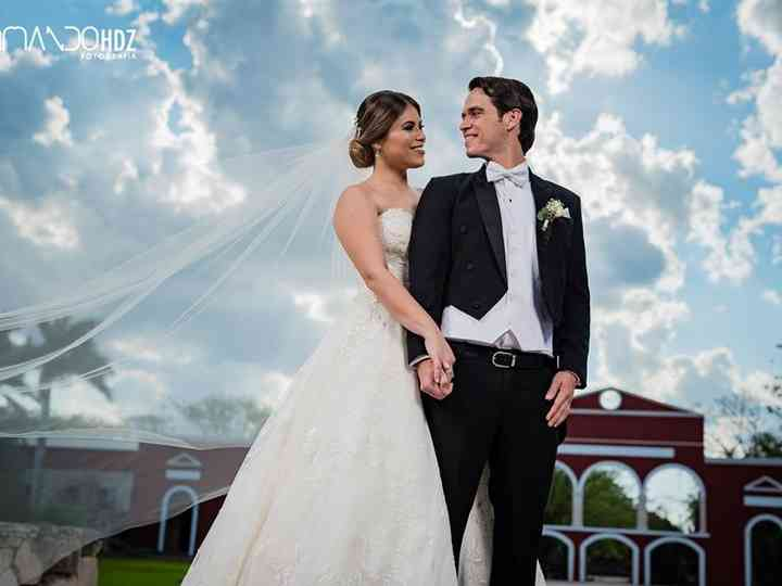 La boda de Betsi  y Alejandro