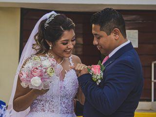 La boda de Joselin y Frank