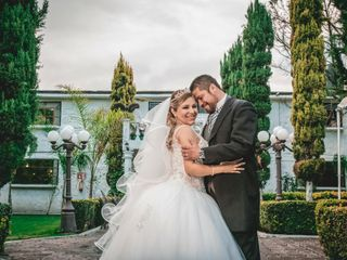 La boda de Rom y Jorge