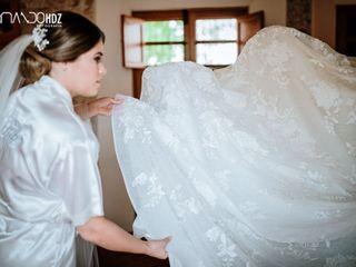 La boda de Betsi  y Alejandro  2