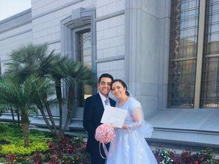 La boda de Maritza y Armando