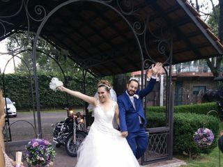 La boda de Claudia  y Miguel  1
