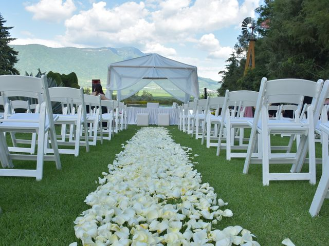 La boda de Josue y Lupita en Jocotepec, Jalisco 4