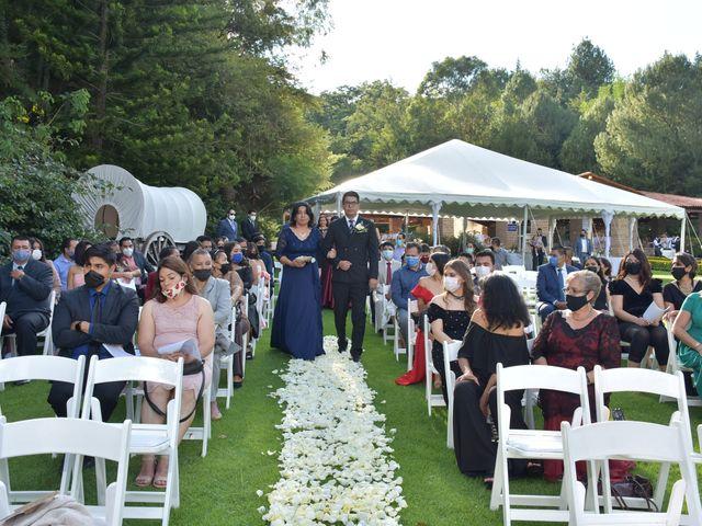 La boda de Josue y Lupita en Jocotepec, Jalisco 7