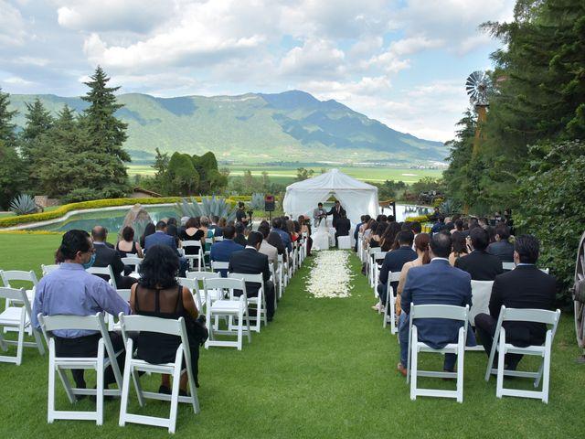La boda de Josue y Lupita en Jocotepec, Jalisco 10