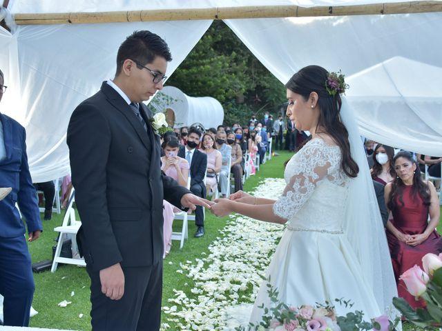 La boda de Josue y Lupita en Jocotepec, Jalisco 17