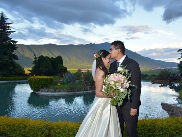 La boda de Lupita y Josue