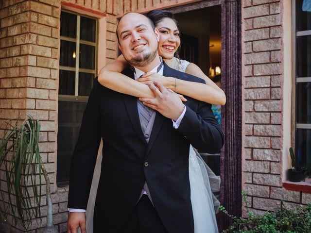 La boda de Fernando y Veronica en Monterrey, Nuevo León 13