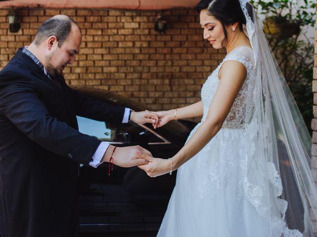 La boda de Fernando y Veronica en Monterrey, Nuevo León 15