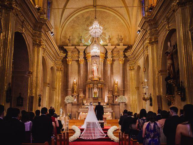 La boda de Fernando y Veronica en Monterrey, Nuevo León 30