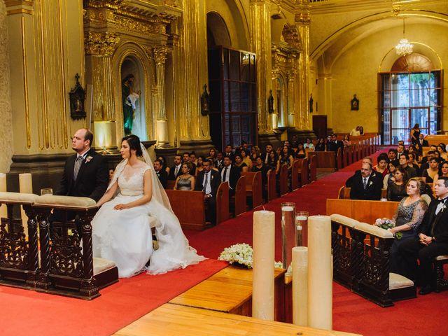 La boda de Fernando y Veronica en Monterrey, Nuevo León 31