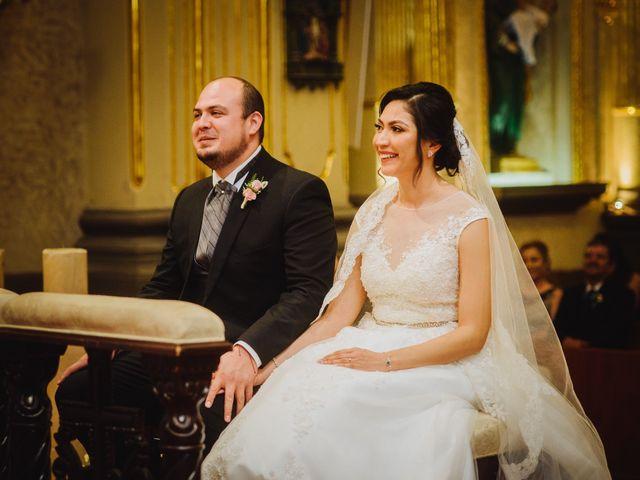 La boda de Fernando y Veronica en Monterrey, Nuevo León 32