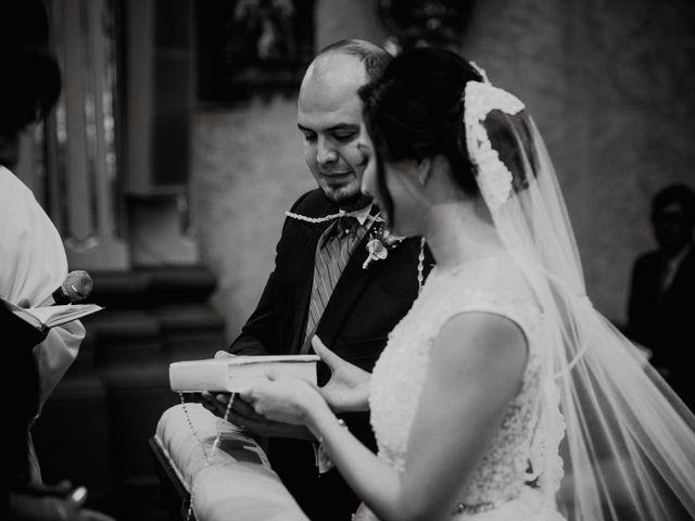 La boda de Fernando y Veronica en Monterrey, Nuevo León 33
