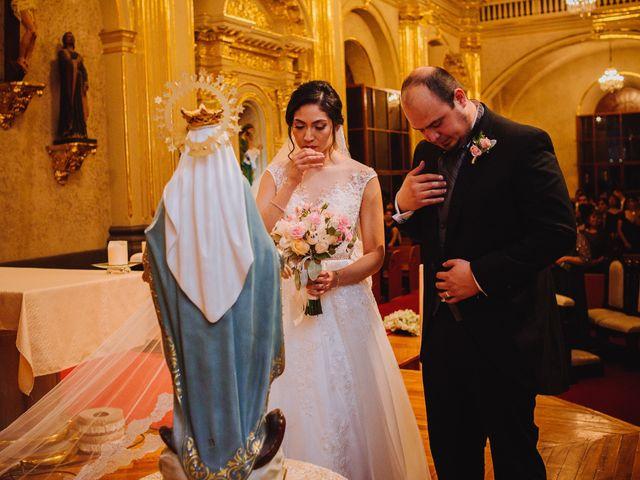 La boda de Fernando y Veronica en Monterrey, Nuevo León 36