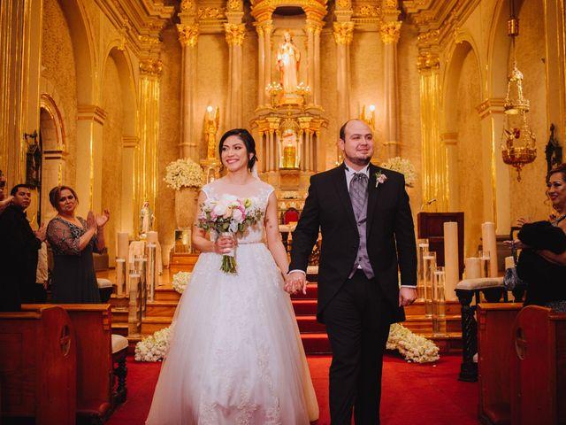 La boda de Fernando y Veronica en Monterrey, Nuevo León 37