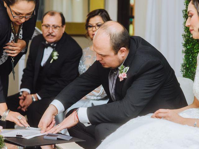 La boda de Fernando y Veronica en Monterrey, Nuevo León 42