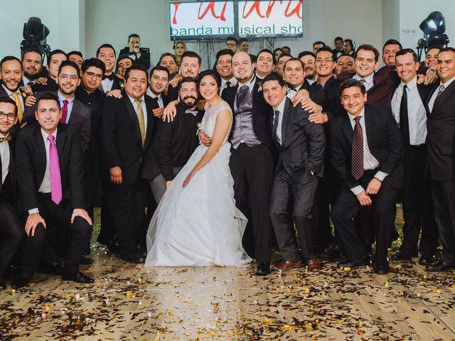 La boda de Fernando y Veronica en Monterrey, Nuevo León 64