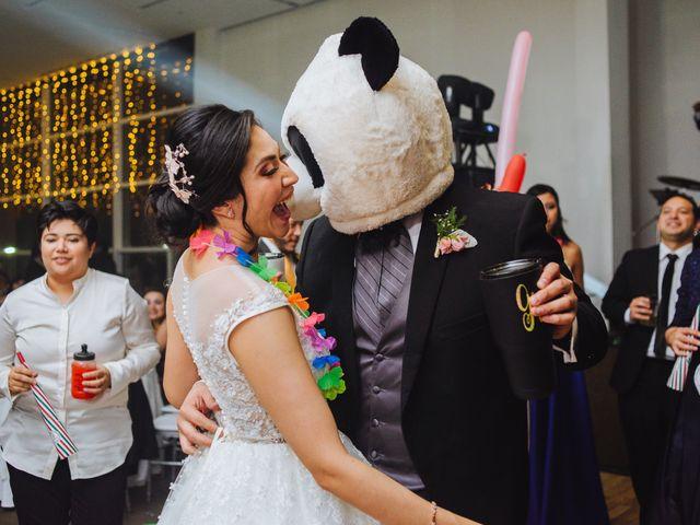 La boda de Fernando y Veronica en Monterrey, Nuevo León 65