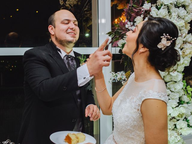 La boda de Fernando y Veronica en Monterrey, Nuevo León 66