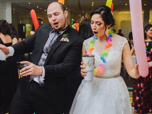 La boda de Fernando y Veronica en Monterrey, Nuevo León 69