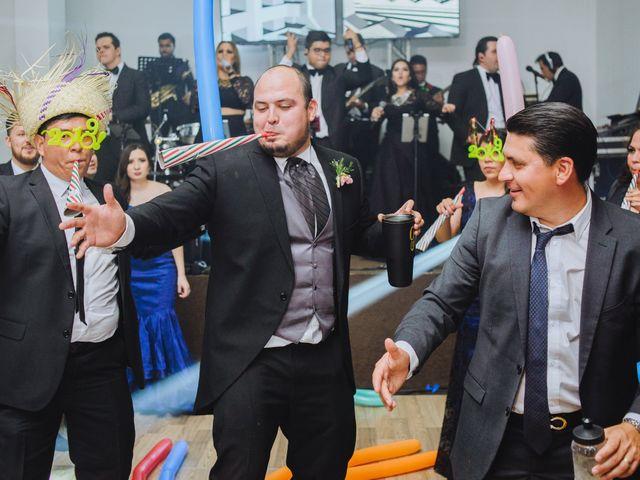 La boda de Fernando y Veronica en Monterrey, Nuevo León 74