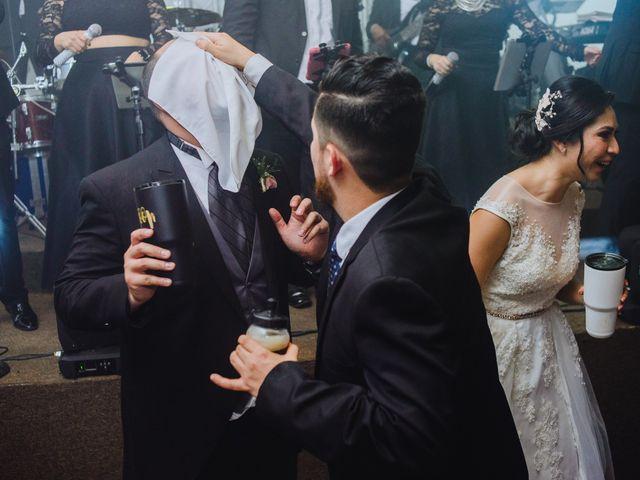 La boda de Fernando y Veronica en Monterrey, Nuevo León 78
