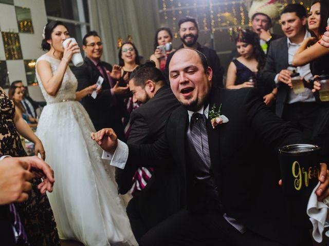 La boda de Fernando y Veronica en Monterrey, Nuevo León 86