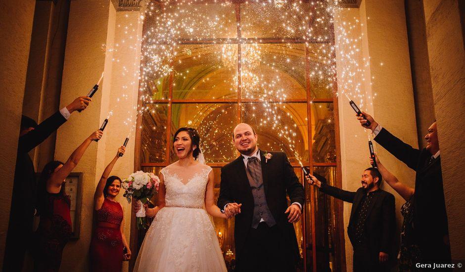 La boda de Fernando y Veronica en Monterrey, Nuevo León