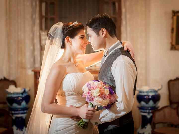 La boda de Adibe y Miguel