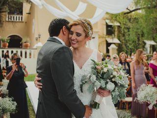 La boda de Ana Paola y Carlos