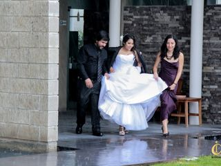 La boda de Michelle y Poncho 1