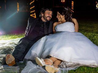 La boda de Michelle y Poncho