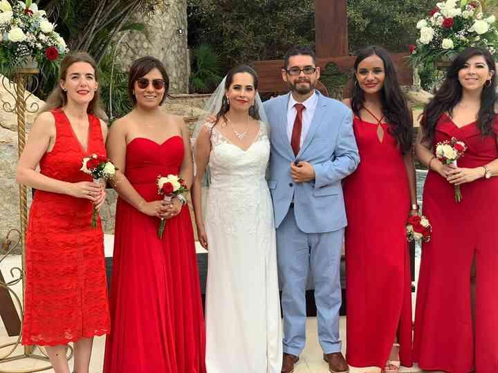 La boda de Mariana y Horacio