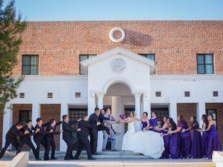 La boda de Eva Rodríguez y Osiris Hernández 1