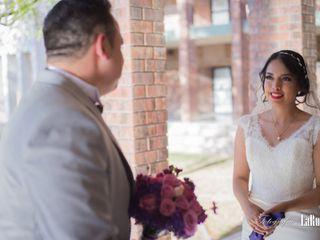 La boda de Eva Rodríguez y Osiris Hernández 3