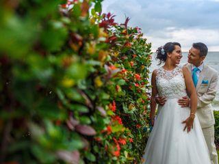 La boda de Liliana y Víctor