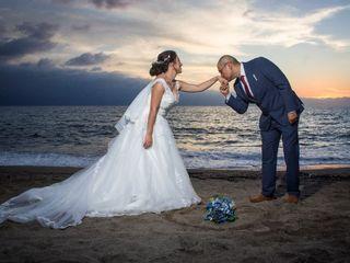 La boda de Marleth  Rodríguez  y Carlos Jasso Barron 1