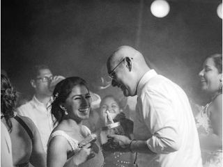 La boda de Marleth  Rodríguez  y Carlos Jasso Barron 2