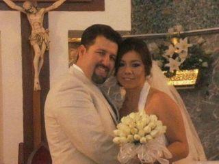 La boda de Lily y David 2