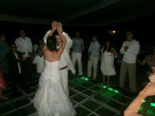 La boda de Lily y David 3