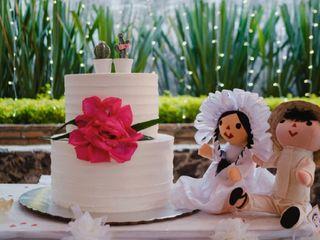 La boda de Jorge  y Simona  2