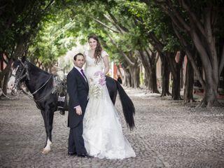 La boda de Mariana y Emiliano