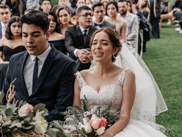 La boda de Juan y Cynthia en Tlajomulco de Zúñiga, Jalisco 11