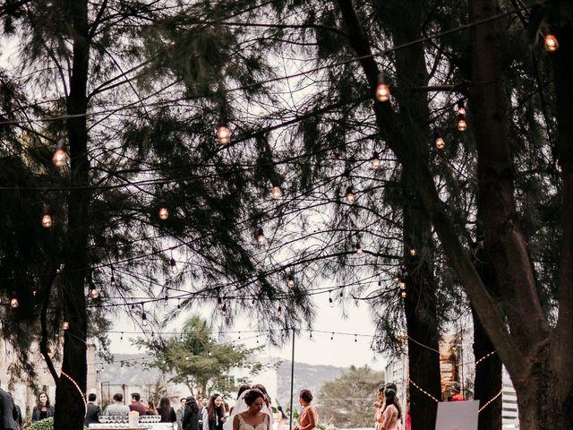 La boda de Juan y Cynthia en Tlajomulco de Zúñiga, Jalisco 19