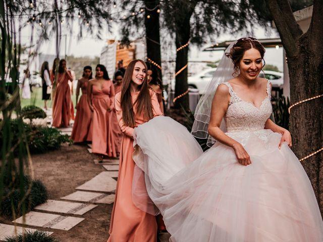 La boda de Juan y Cynthia en Tlajomulco de Zúñiga, Jalisco 20