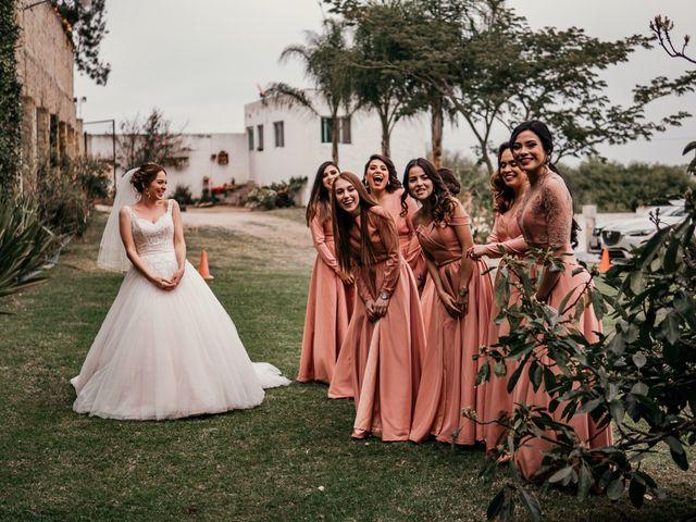 La boda de Juan y Cynthia en Tlajomulco de Zúñiga, Jalisco 25