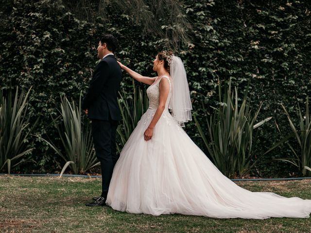 La boda de Juan y Cynthia en Tlajomulco de Zúñiga, Jalisco 27