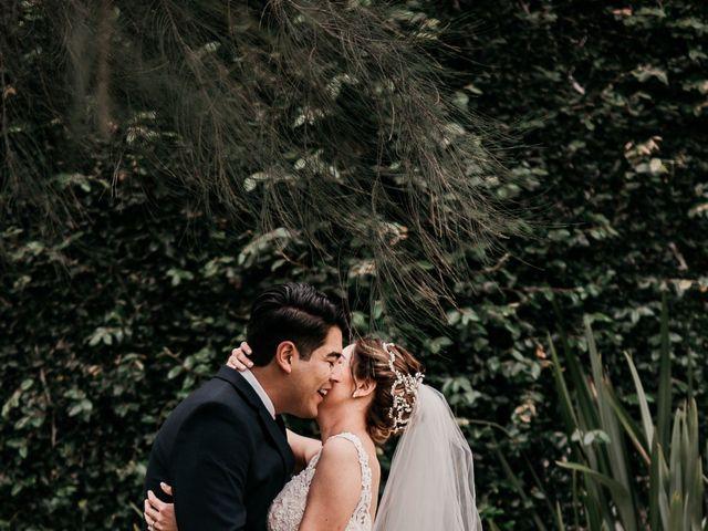 La boda de Juan y Cynthia en Tlajomulco de Zúñiga, Jalisco 29