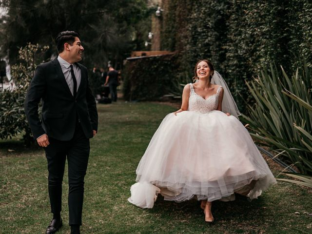 La boda de Juan y Cynthia en Tlajomulco de Zúñiga, Jalisco 30